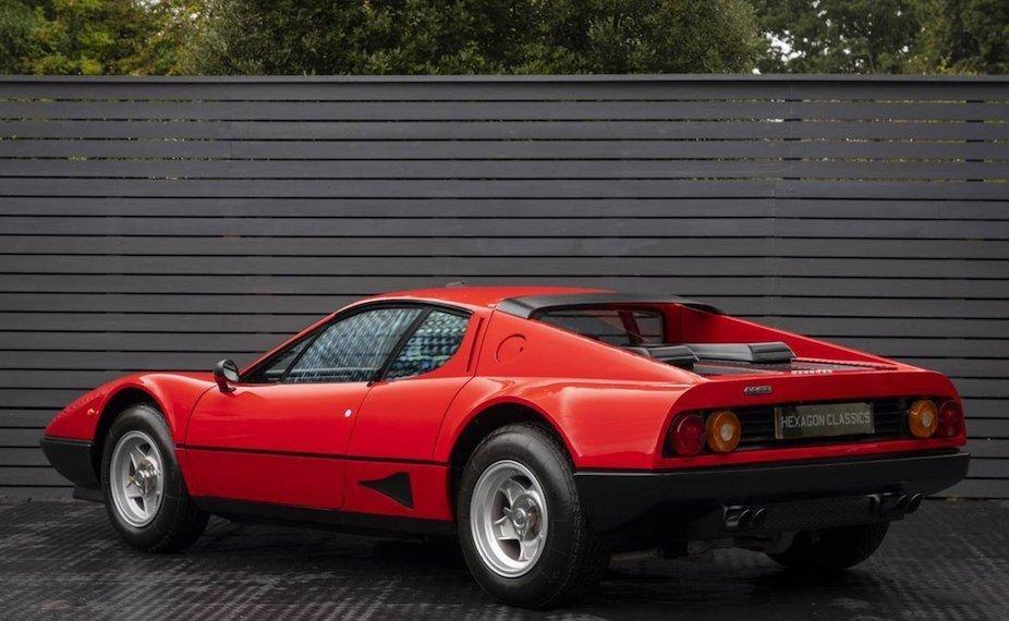 Living With A Ferrari Bb 512 Impetus Novus