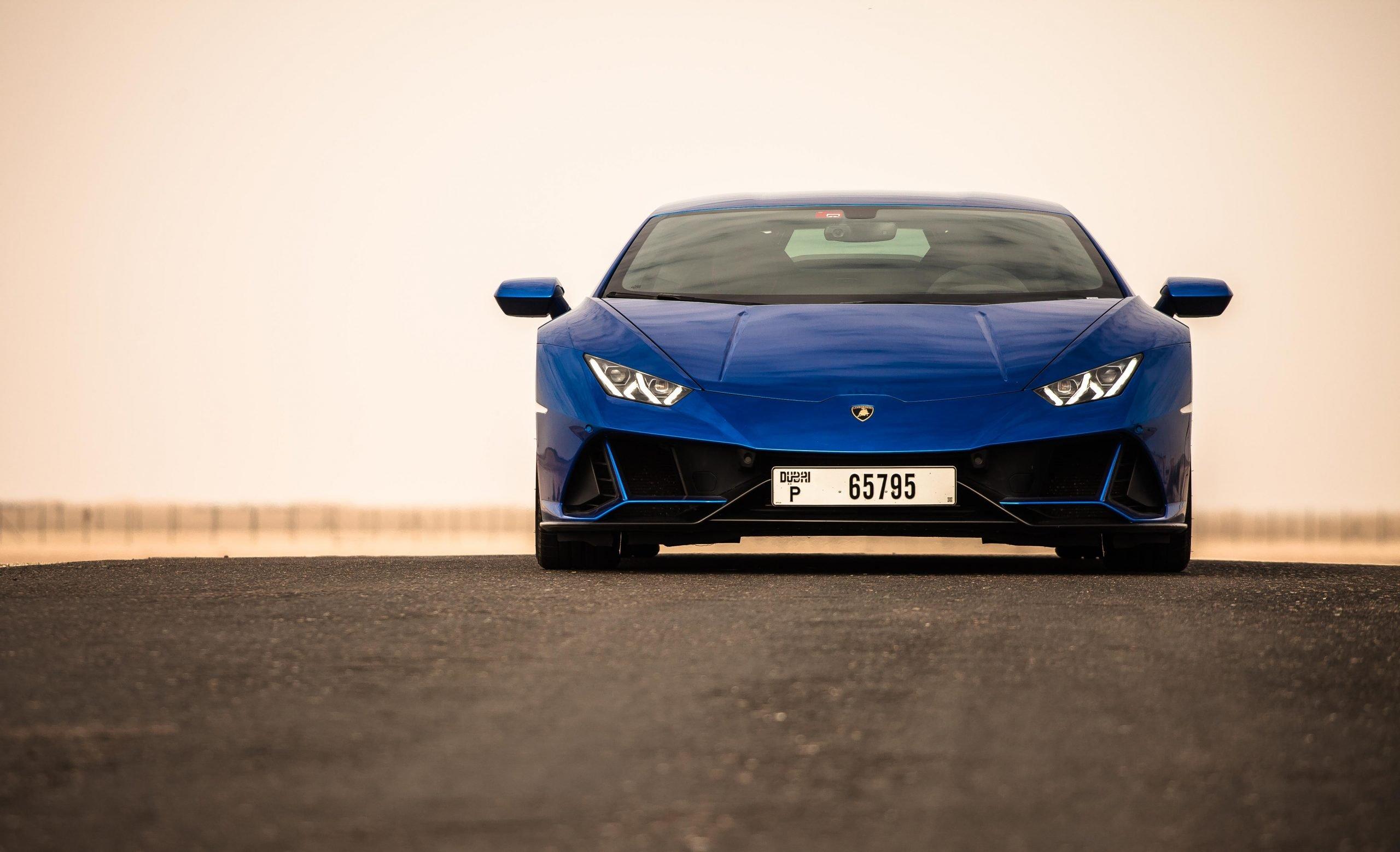 EVO, by Lamborghini Huracan
