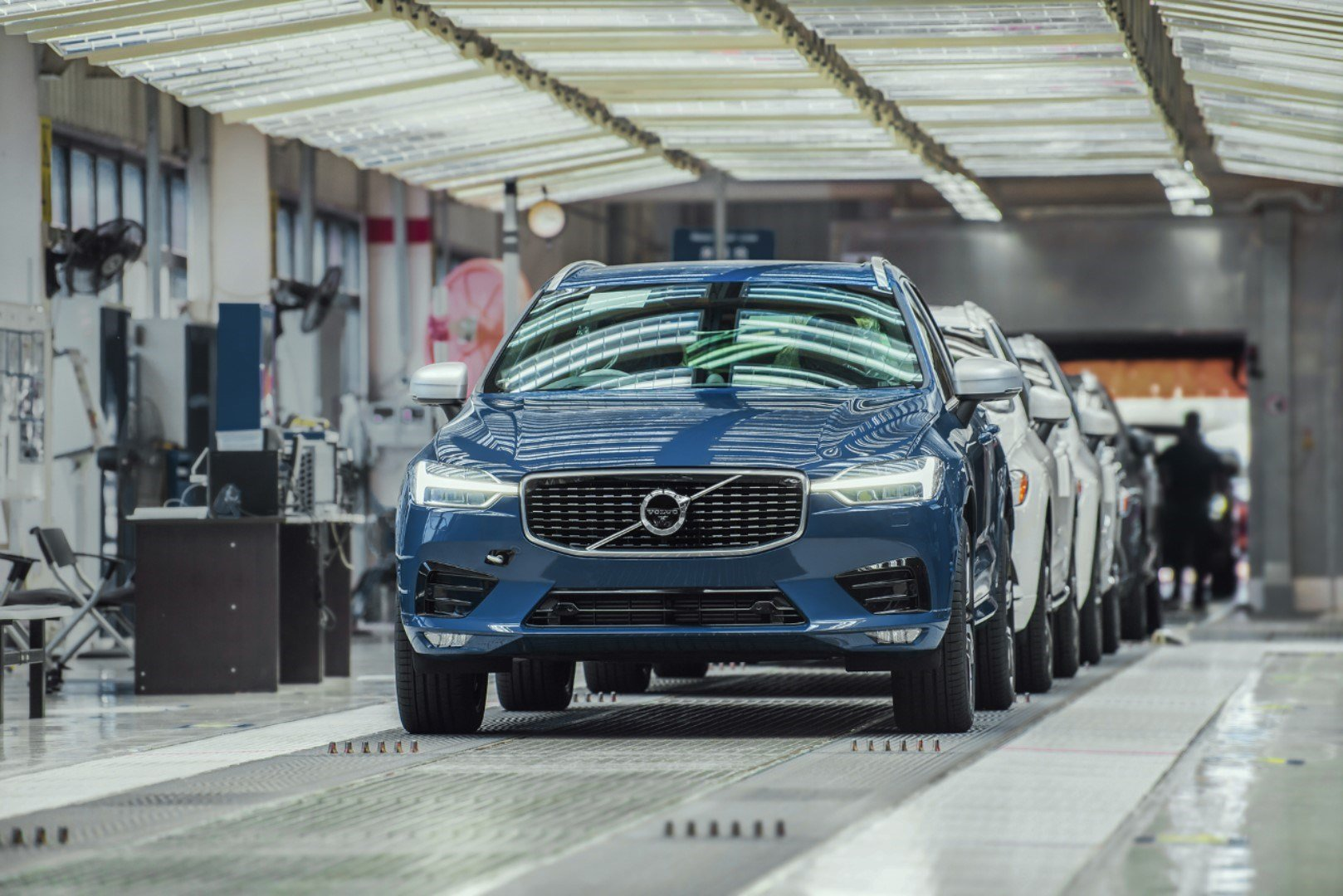 Do. Not talk. Volvo MAKES  renewable