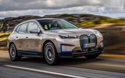 LATEST: BMW iX. The EV is an SUV that we call SAV