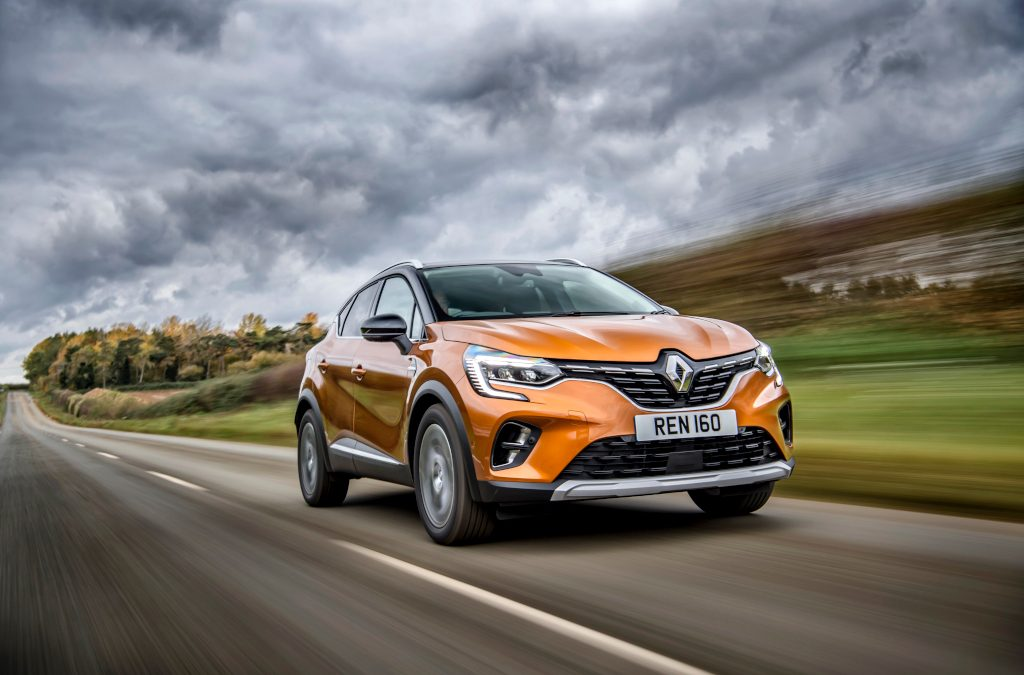 NEW Renault Captur. A Plug-In Hybrid that makes TOTAL sense