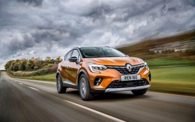 NEW Renault Captur. A Plug-In Hybrid that makes TOTAL sense