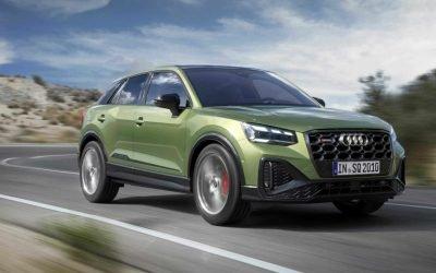 Audi SQ2 gets 2020 update