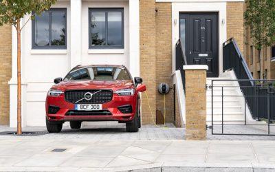 Volvo EV. VisionEV in practicEV