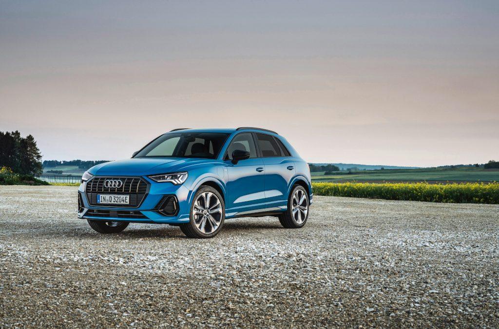 Audi Q3 45 TFSI e. Daily Zero