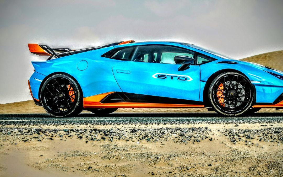 Road to Hell. Lambo STO. First impression. And last?